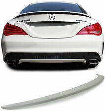 MERCEDES CLA C117 ab 13  HECK SPOILER LIPPE CLA 45 AMG LOOK
