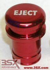 EJECT BUTTON ┌∩┐ 12-volt / Lighter Faux Ejection Seat Insert Fits Most Vehicles