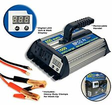 800 Watts 1600 Watts Surge 12 volts DC to 120V AC Power Inverter