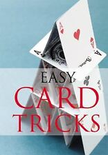 EASY CARD TRICKS - PETER ARNOLD (PAPERBACK) NEW
