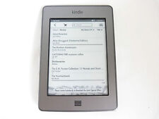 Amazon Kindle Touch D01200 (4th Gen) 4GB, Wi-Fi, 6in - GREY - (B011) - 4CTC