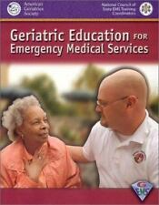 Geriatric Education for Emergency Medical Services (GEMS) : 52
