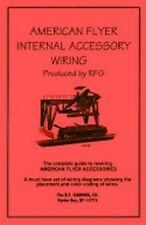 INTERNAL ACCESSORY WIRING for AMERICAN FLYER S Gauge Scale TRAINS