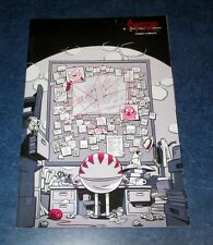 ADVENTURE TIME CANDY CAPERS #6 D 1:25 virgin variant 1st print kaBOOM COMIC 2013