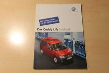 01339) VW Caddy Life EcoFuel Prospekt 04/2006