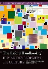 Oxford Library of Psychology: The Oxford Handbook of Human Development and...