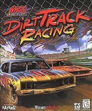 Dirt Track Racing (Windows 95/98 PC CD-ROM Game by Wizard Works 1999)