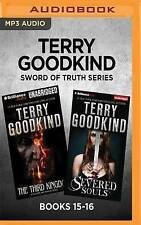Terry Goodkind Sword of Truth Series: Books 15-16: The Third Kingdom &...