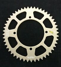 SUNSTAR WORKS TRIPLESTAR 49  TOOTH REAR SPROCKET ALUMINUM ALLOY