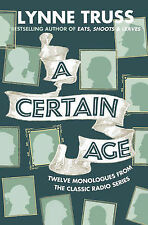 A Certain Age, Lynne Truss, New