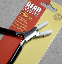 Beadsmith Nylon Jaw Flat Jewellery Making Pliers