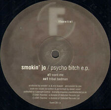 SMOKIN JO - Psycho Bitch EP - Fluential