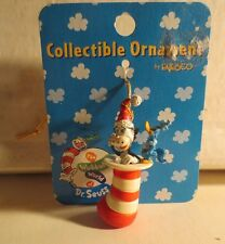 Dr Seuss Mini Cat In The Hat Ornament MOC