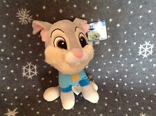 "DISNEY BAMBI THUMPER SOFT PLUSH TOY 11"" TALL excellent condition BNWT"