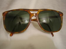 Occhiali sole sunglasses Ray-Ban B&L Style neri anni '80 used