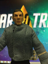 MEZCO SPOCK STAR TREK 50TH ANNIVERSARY ACTION FIGURE CON EXCLUSIVE FREE SHIPPING