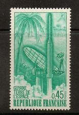 "FRANCE SG1872 1970 LAUNCHING OF"" DIAMANT B"" ROCKET FROM GUYANA MNH"