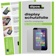 2x Toshiba Encore WT8-A screen protector protection guard anti glare