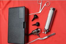 NEW Veterinary double lens Operating OTOSCOPE Diagnostic Kit Set    :)