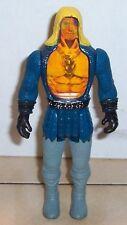1986 Tonka Supernaturals Thunder bolt action figure Rare HTF Super Naturals
