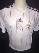 Signed Adidas Moussa Sissoko France Away Shirt