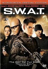 S.W.A.T. (DVD, 2003, Widescreen Special Edition) - Disc Only Movie! Free Ship