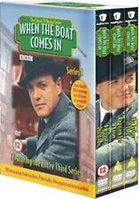DVD:WHEN THE BOAT COMES IN SERIES 3 - NEW Region 2 UK