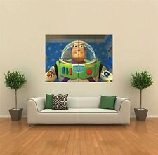 BUZZ LIGHTYEAR TOY STORY NEW GIANT LARGE ART PRINT POSTER PICTURE WALL G323