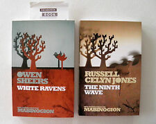 SIGNED ~ OWEN SHEERS & RUSSELL CELYN JONES ~ NEW STORIES FROM THE MABINOGION  pb