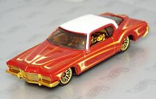 Hot Wheels 1 Loose Treasure Hunt '71 Buick Riviera Dk Orange w/ Gold WSPs