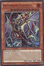 Infernoid Onuncu YU-GI-OH! SECE-IT019 Ita RARA ULTIMATE 1 Ed.