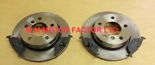 BMW 3 Series E46, 320 & 320D Coupe/Estate Rear Brake Discs & Pads|Vented 276mm|