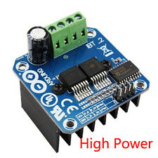 BTS7960 43A High Power H-Bridge PWM Motor Driver For Arduino Smart Car Robot