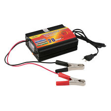 12V 20Amp 3 Phase Smart Motorcycle Rechargeable Battery Charger EU Plug LE