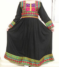 Kuchi Afghan Banjara Tribal Boho Hippie Style Brand New Ethnic Dress ND-169