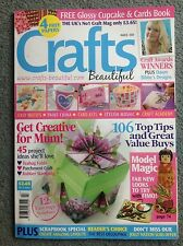 crafts beautiful magazine march 2009