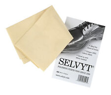 SELVYT  SHOE AND BOOT POLISHING CLOTH - GENUINE