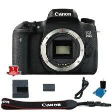 Canon Rebel T6S / 760D 24.2MP DSLR Camera Body + Lens Cleaning Kit