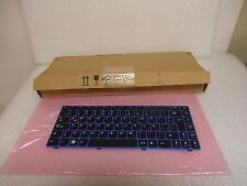 New Lenovo Laptop Keyboard 25202128 Latin Spanish Teclado Español V470 B470 Blue
