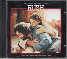 Eric Clapton - Rush, Soundtrack, CD Neu