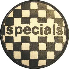 SPECIALS / THE SPECIALS AUFBÜGLER / PATCH # 1 EMBROIDER