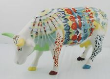 Cow Parade ** Udderly Groovy Lady Belle Bennett **