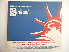 WHAT'S HAPPENING ... STATESIDE : MEMPHIS SOUL BAND - [CD ALBUM] --  PORT GRATUIT