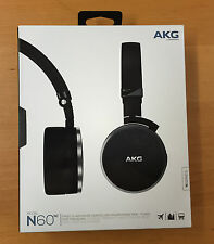 AKG N60NC Active Noise Cancelling Remote/Mic, Portable, Foldable, Case, OPEN BOX