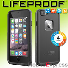 "Genuine LifeProof Fre WaterProof Case, Cover Black for iPhone 6S & 6 ( 4.7"" )"