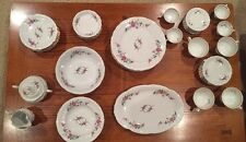 Beautiful Vintage China Set of Royal Kent Collection Poland - 56 pieces Nice