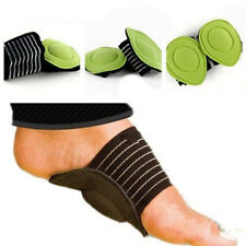 Smart 1 Pair Relief Achy Pain Feet Cushioned Arch Support Protect Foot Healthy