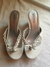 Guess open toed sandal, size 7M