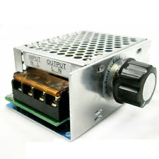 4000W AC SCR Voltage Regulator Motor Speed Control Controller Power Module