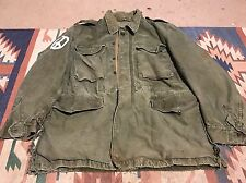 Korean War US Army M-51 Field Coat Jacket  Small Long  M1951 1951